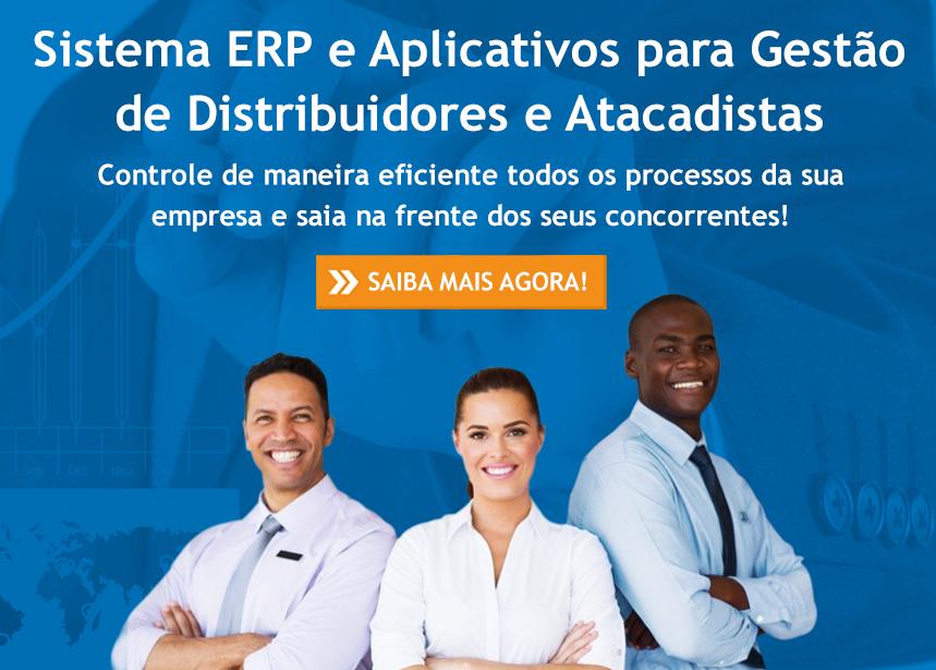 Sistema ERP Foccus Sistemas